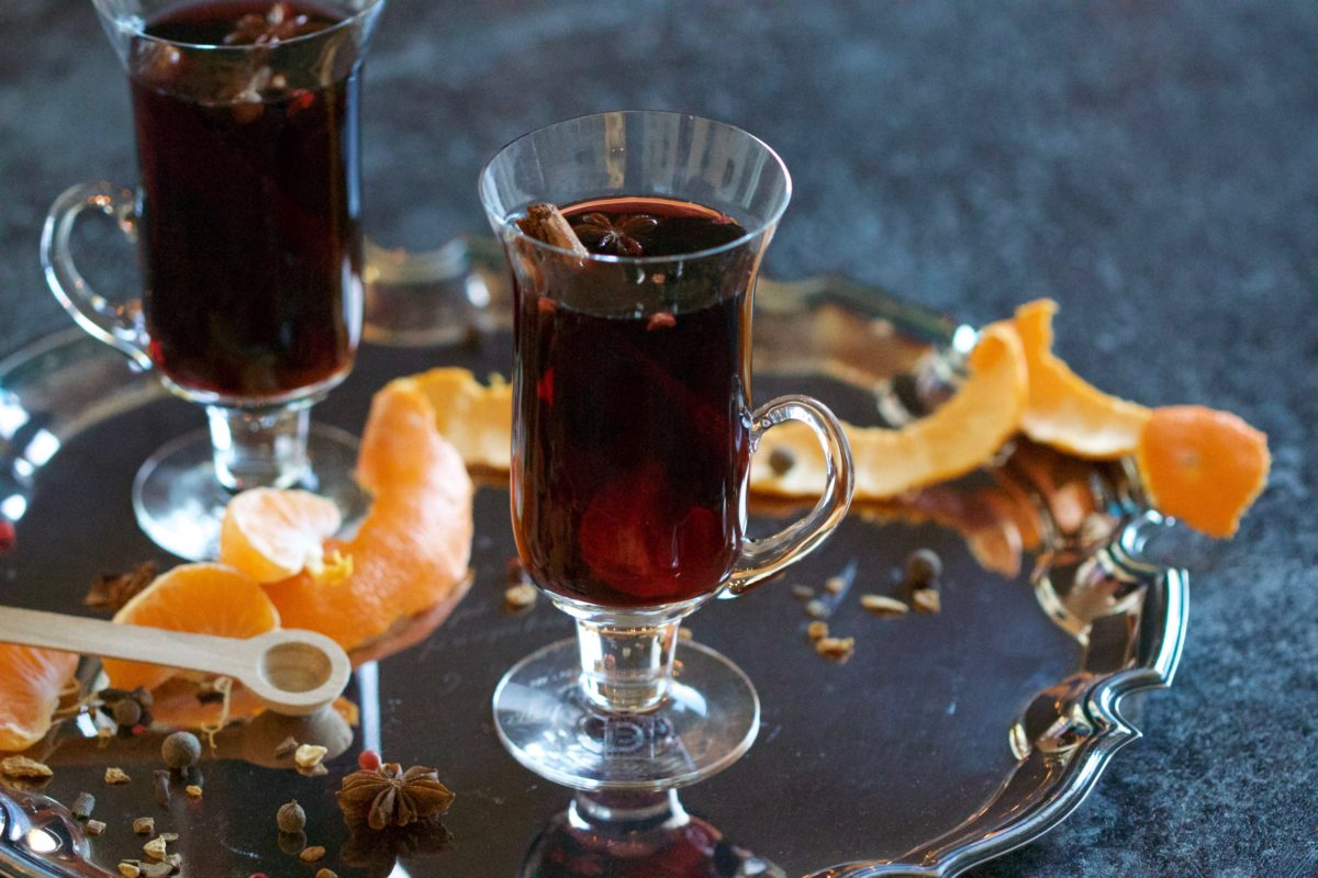 Make your own Mulled Wine