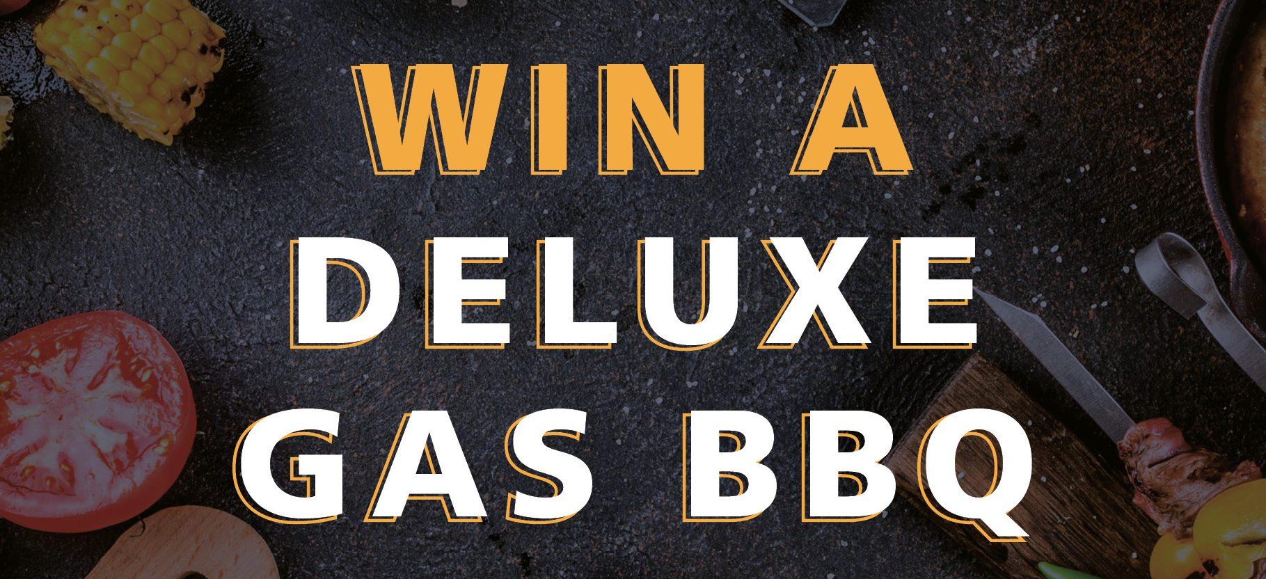 Win a BBQ!