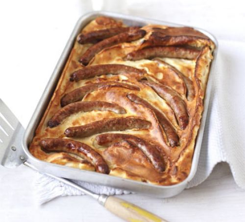 Ultimate toad-in-the-hole